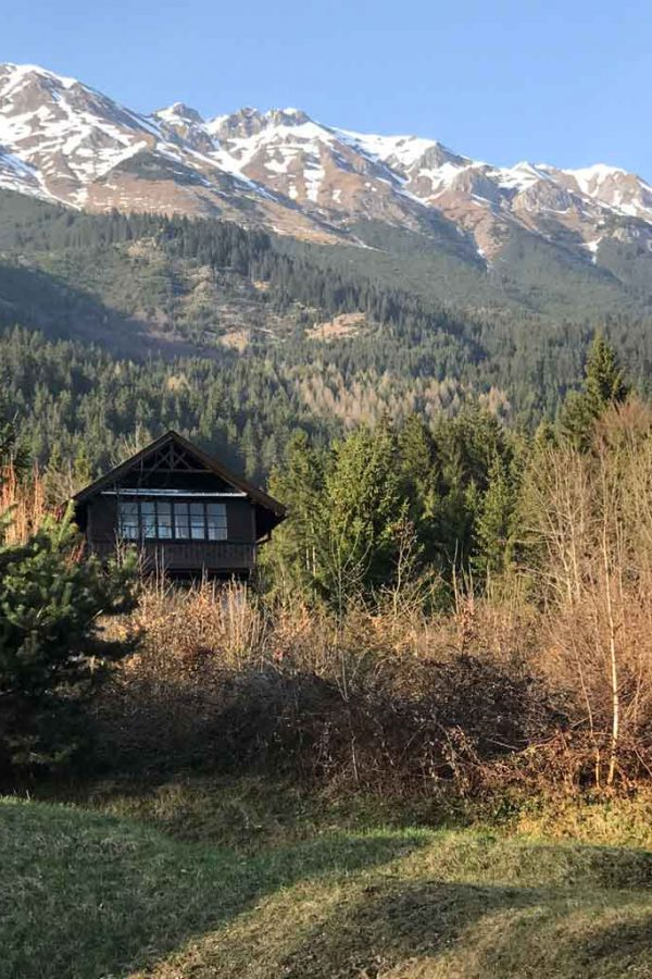 Austria Tyrol Nordkette House small group travel