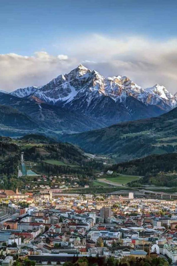Innsbruck Mountain small group travel