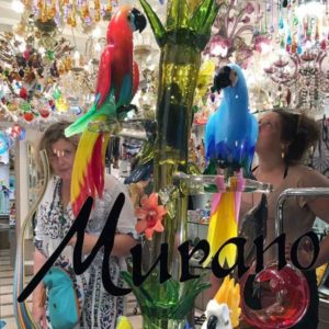 Venice Murano Glass small group travel
